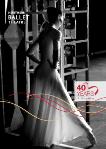 NBT's 40th Anniversary Brochure, 40 Years in the Making