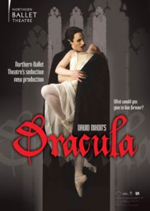 Dracula is at the West Yorkshire Playhouse 10-19 September, 2009