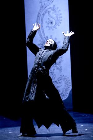 I Am Dracula (Photo: Merlin Hendy)