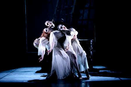 Dracula & His Brides (Photo: Merlin Hendy)