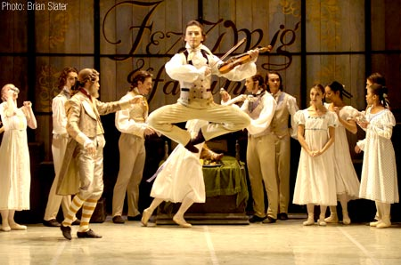 Northern Ballet Theatre's A Christmas Carol - Photo: Brian Slater