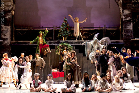 A Christmas Carol (Photo: Bill Cooper)