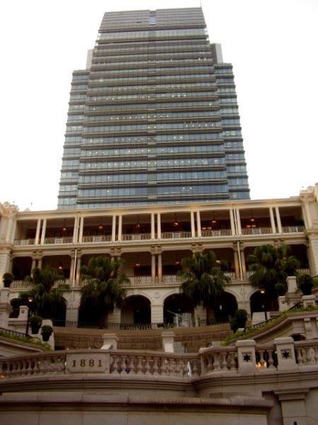 High-rise in Hong Kong