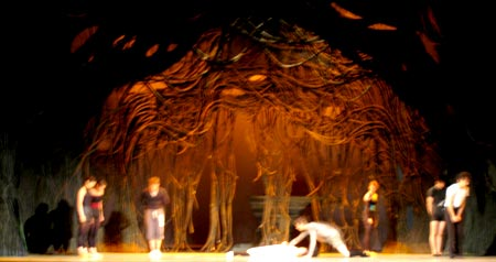 Technical Rehearsal - In the Forest