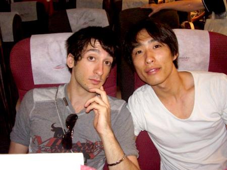 Giuliano & Yoshi